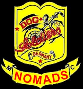 Dog Soldiers - Lakota Nomads Logo