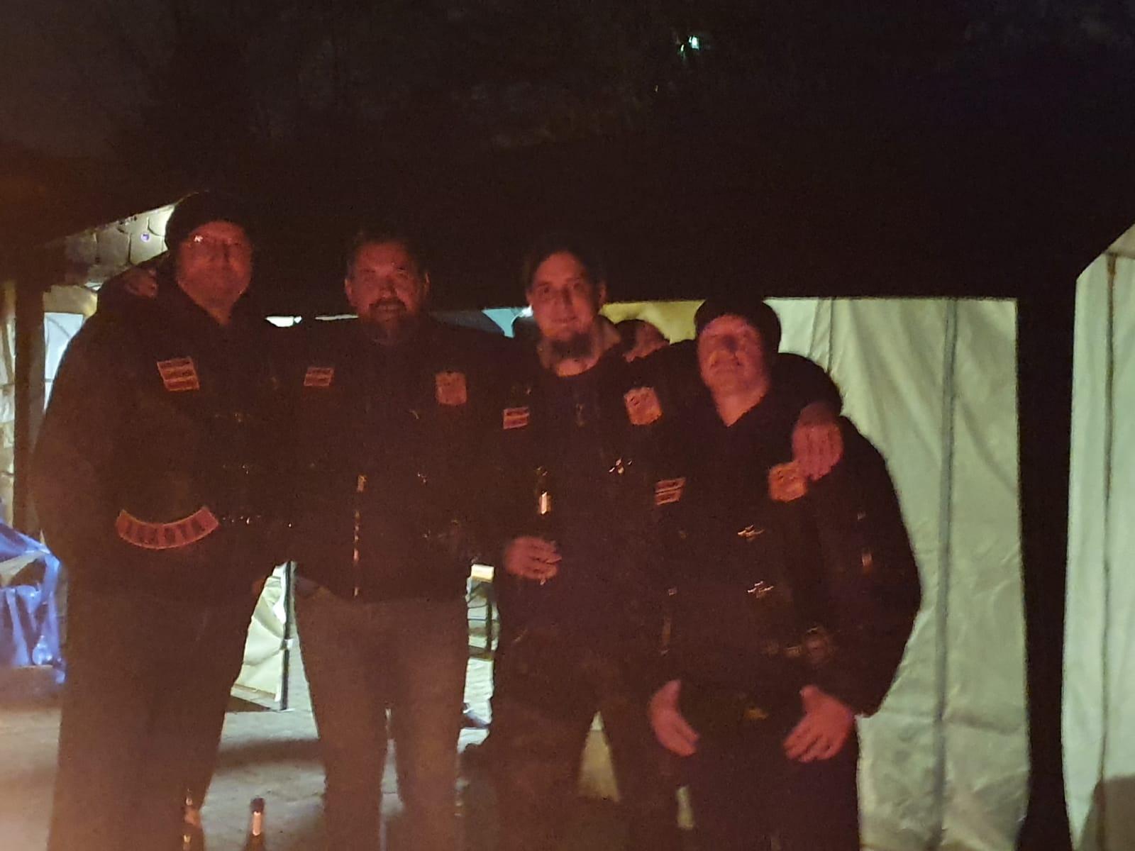 Brotherhood Nomads Schießtunier / 10 Jahre Los Aliados MC